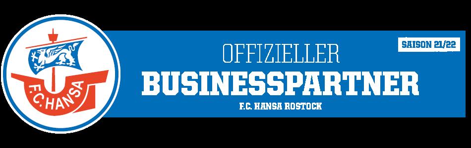 Businesspartner 2022 F.C. Hansa Rostock Hüpfburg Center Rostock